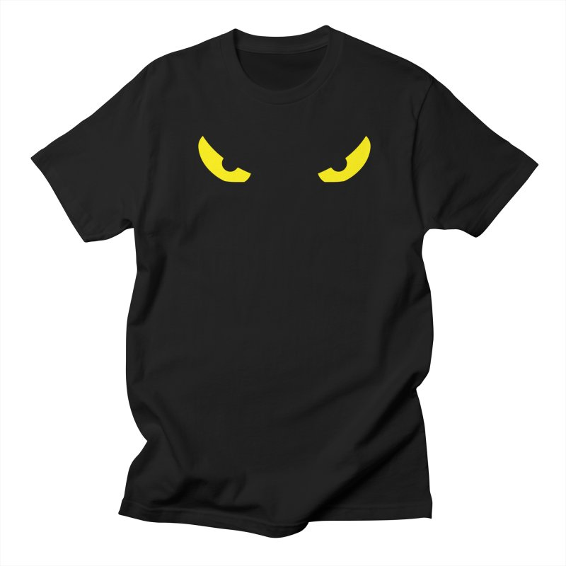 Toa - Tribal Yellow Eyes - Limited Edition Women's Regular Unisex T-Shirt by TribEyes by Oly