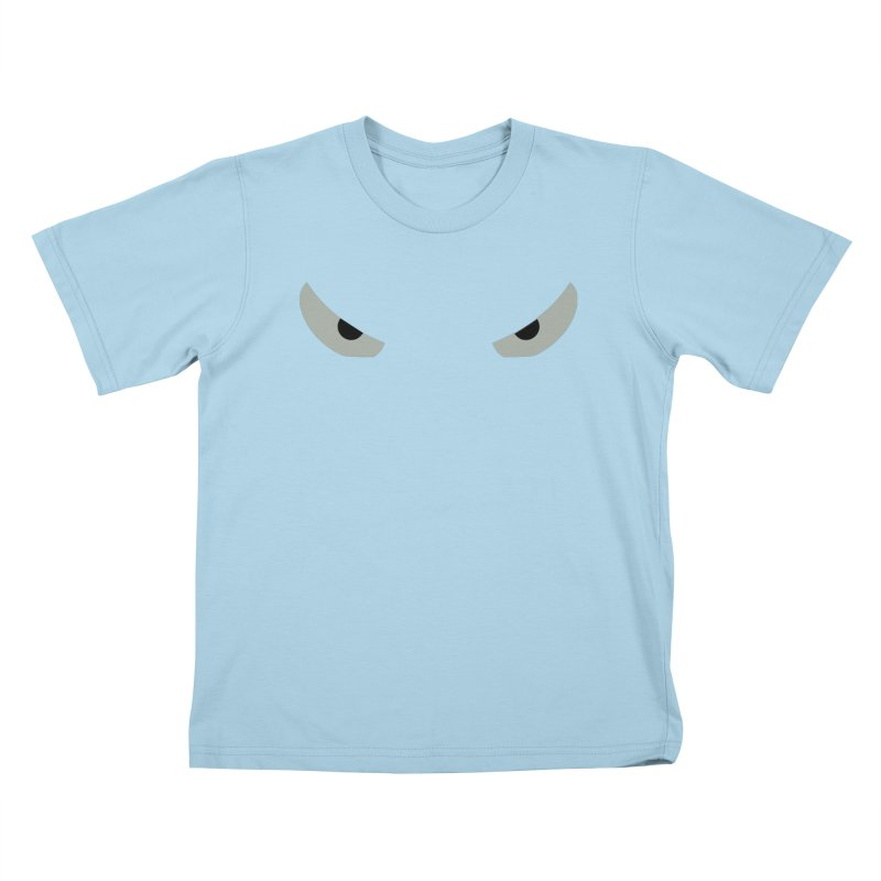 Toa - Tribal Grey Eyes - Limited Edition Kids T-Shirt by TribEyes by Oly