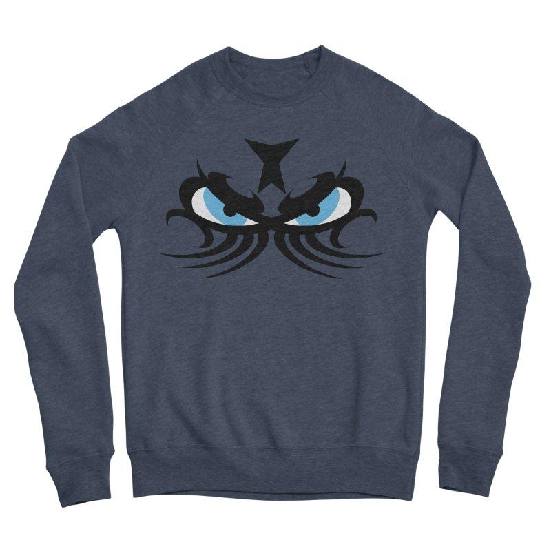 Ariki ! The Tribal Master - Blue Eyes Women's Sponge Fleece Sweatshirt by TribEyes by Oly