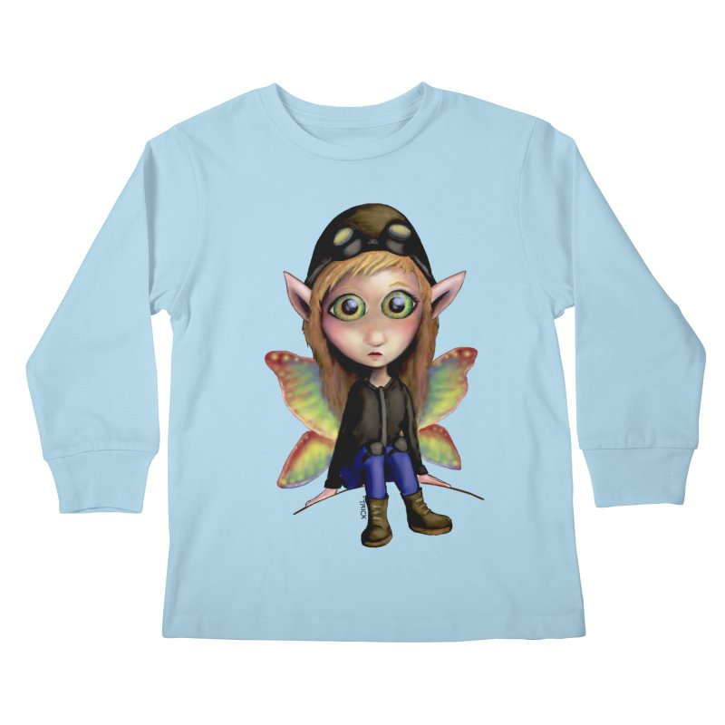 Fairy Aviator   by Trick's Place's Artist Shop