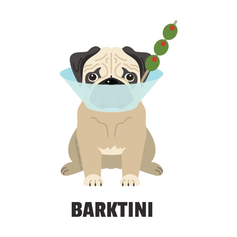 Barktini None  by Trillion's Shop