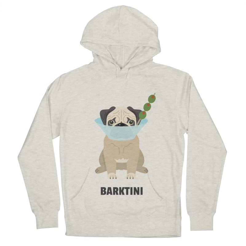 Barktini Men's French Terry Pullover Hoody by Trillion's Shop