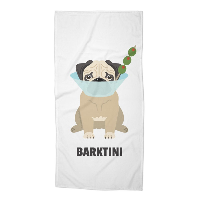 Barktini Accessories Beach Towel by Trillion's Shop