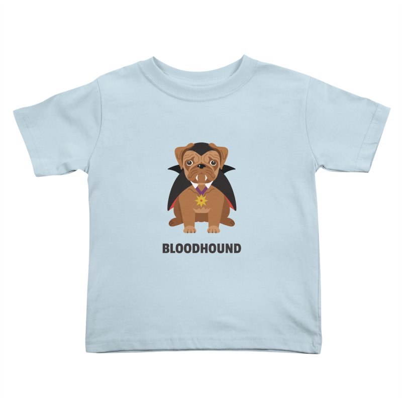 Bloodhound Kids Toddler T-Shirt by Trillion's Shop