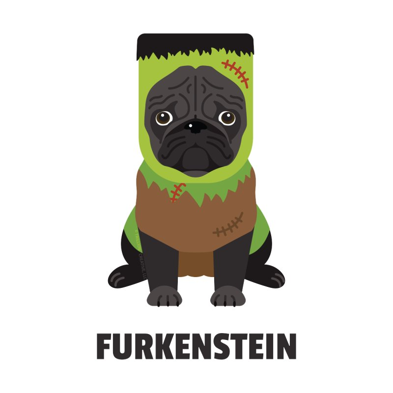 Furkenstein None  by Trillion's Shop