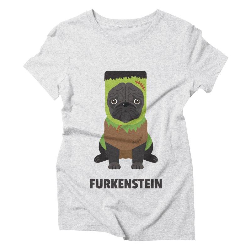 Furkenstein Women's Triblend T-Shirt by Trillion's Shop
