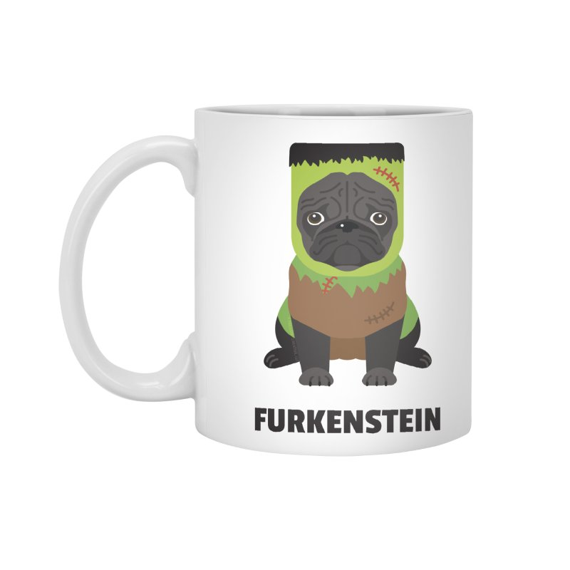 Furkenstein Accessories Mug by Trillion's Shop