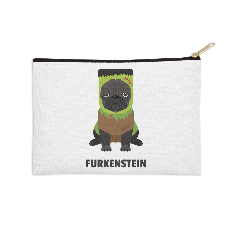 Furkenstein Accessories Zip Pouch by Trillion's Shop