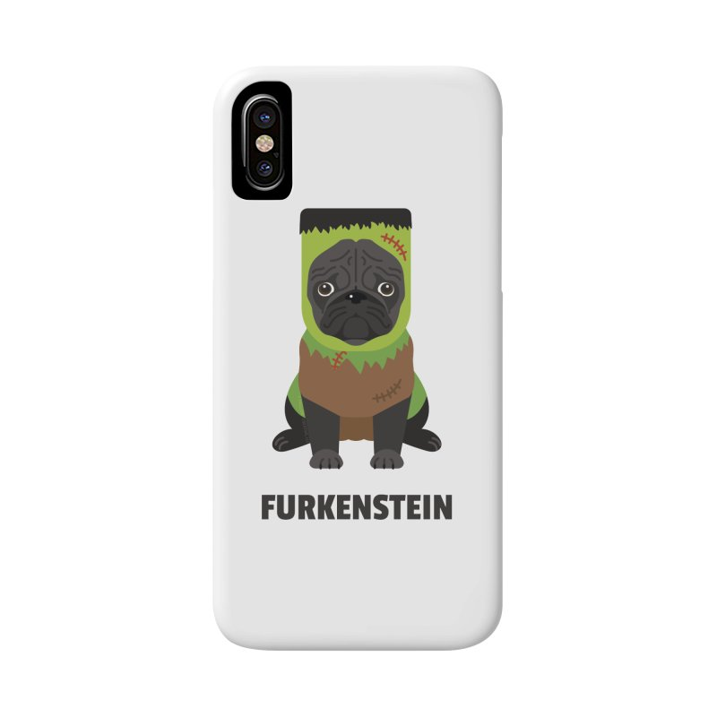 Furkenstein Accessories Phone Case by Trillion's Shop