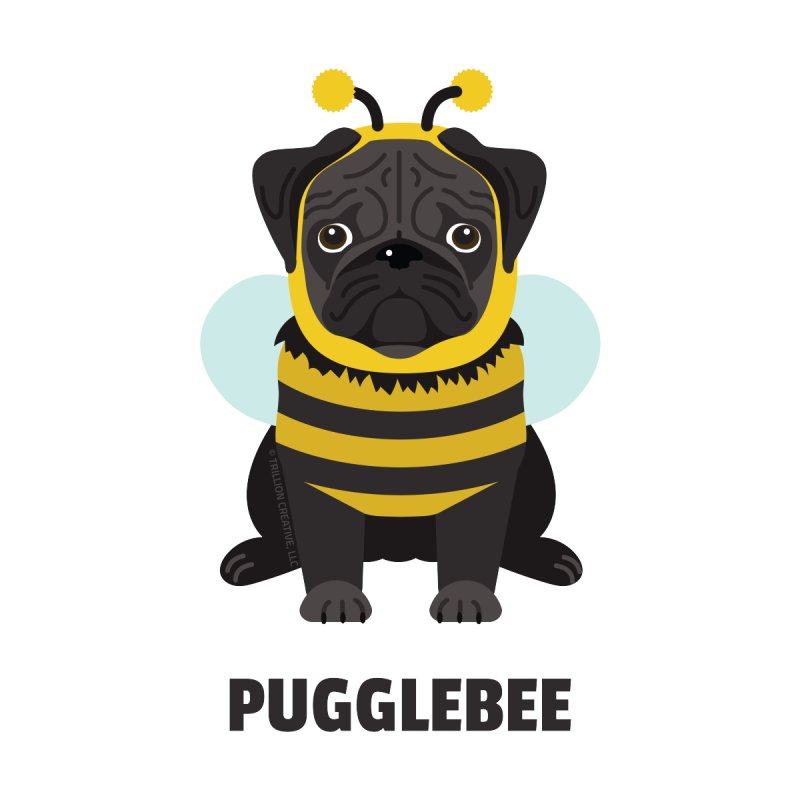 Pugglebee None  by Trillion's Shop