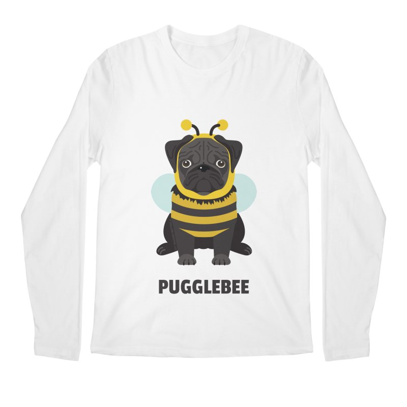 Pugglebee Men's Longsleeve T-Shirt by Trillion's Shop