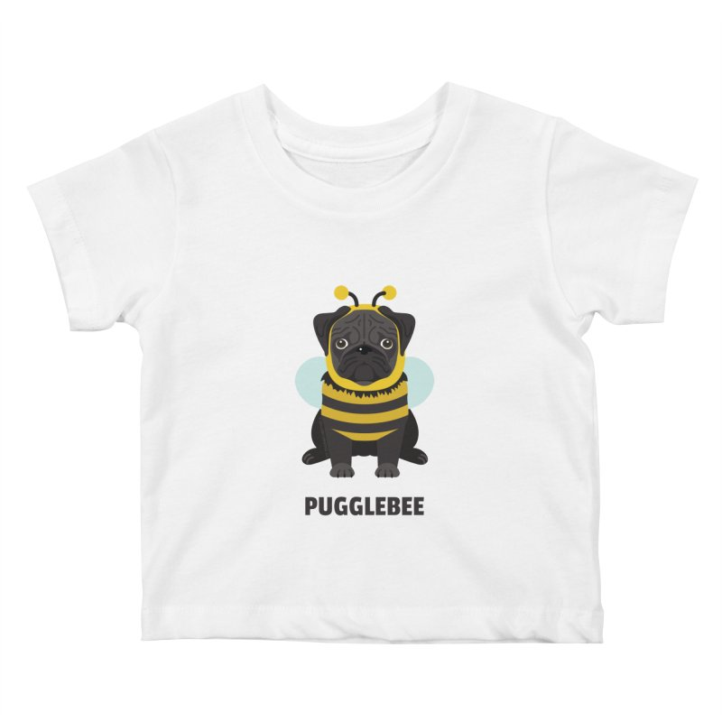 Pugglebee Kids Baby T-Shirt by Trillion's Shop