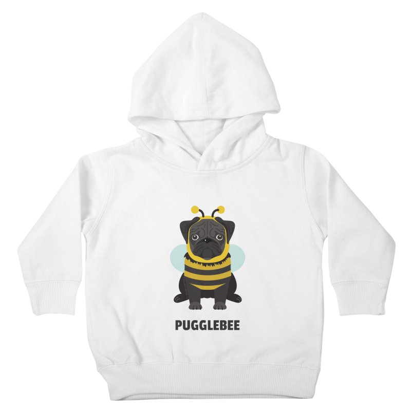 Pugglebee Kids Toddler Pullover Hoody by Trillion's Shop
