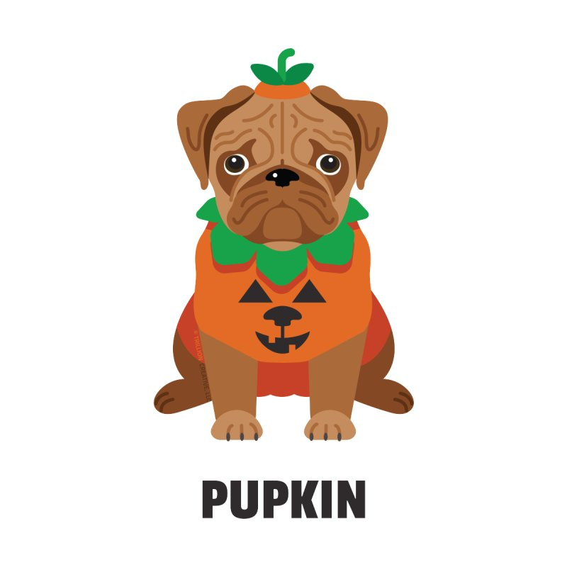 Pupkin Women's Sweatshirt by Trillion's Shop