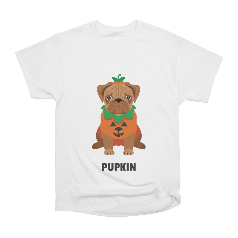 Pupkin Men's Heavyweight T-Shirt by Trillion's Shop