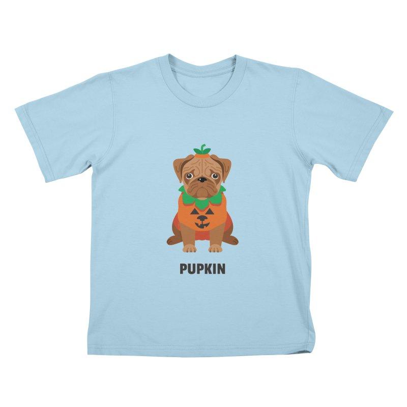 Pupkin Kids T-shirt by Trillion's Shop