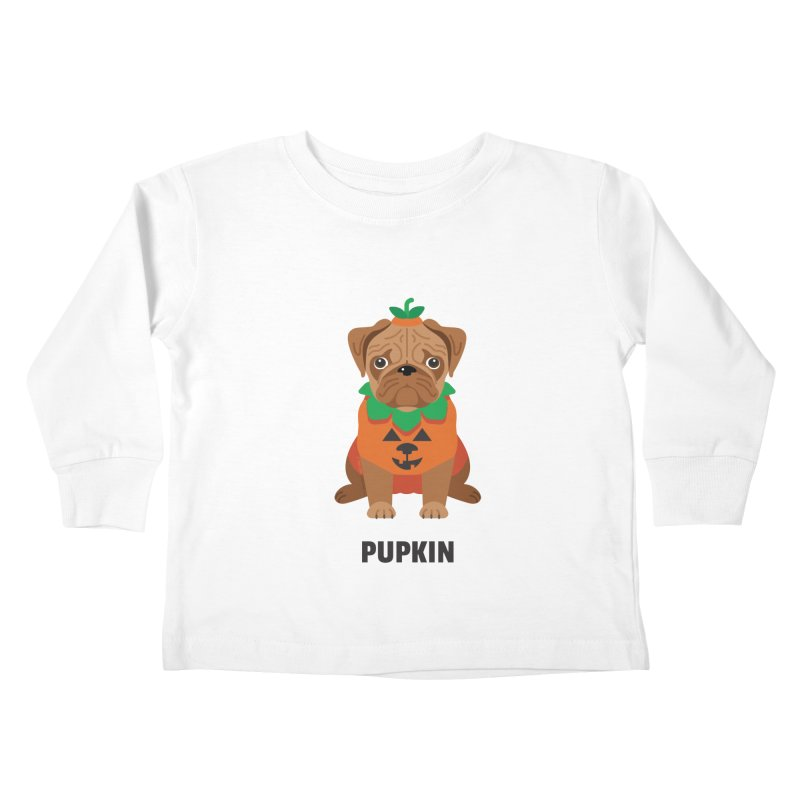 Pupkin Kids Toddler Longsleeve T-Shirt by Trillion's Shop