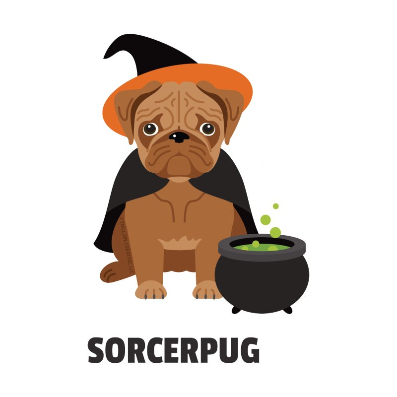 Sorcerpug None  by Trillion's Shop