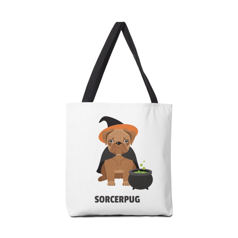 Sorcerpug Accessories Bag by Trillion's Shop
