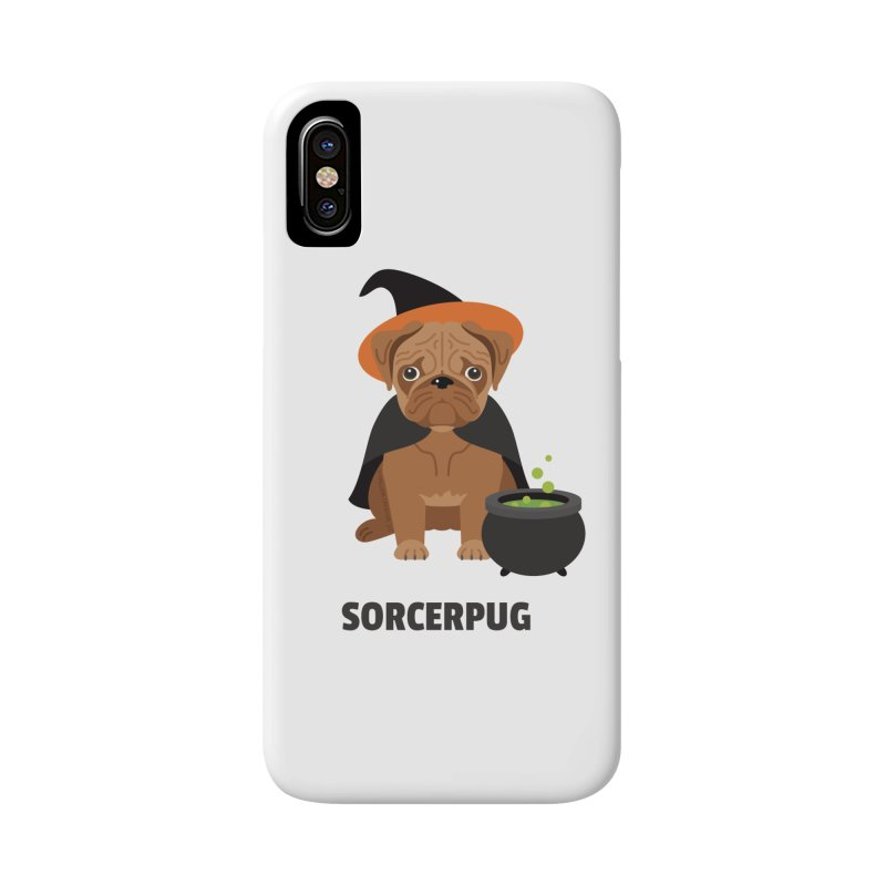 Sorcerpug Accessories Phone Case by Trillion's Shop