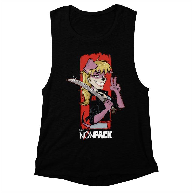 NONPACK KAREN Women's Muscle Tank by Tripleta Studio Shop