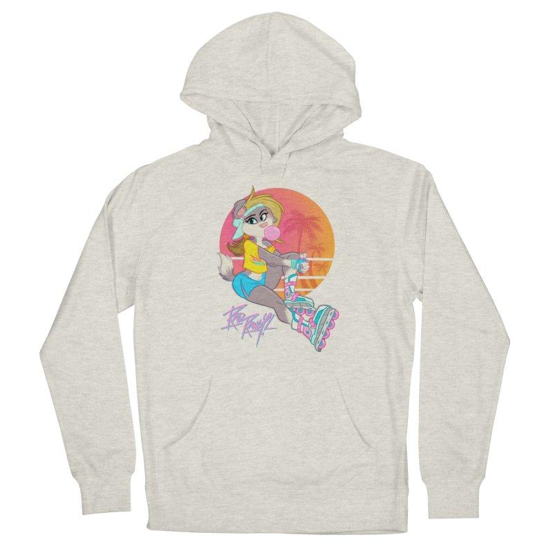 ROLLERPET Women's Pullover Hoody by Tripleta Studio Shop