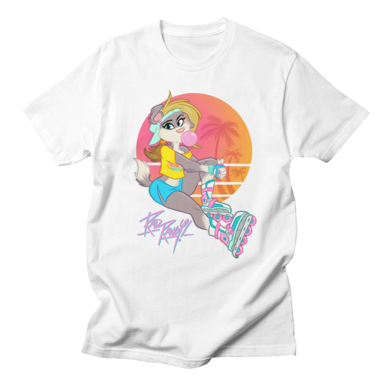 ROLLERPET Women's T-Shirt by Tripleta Studio Shop