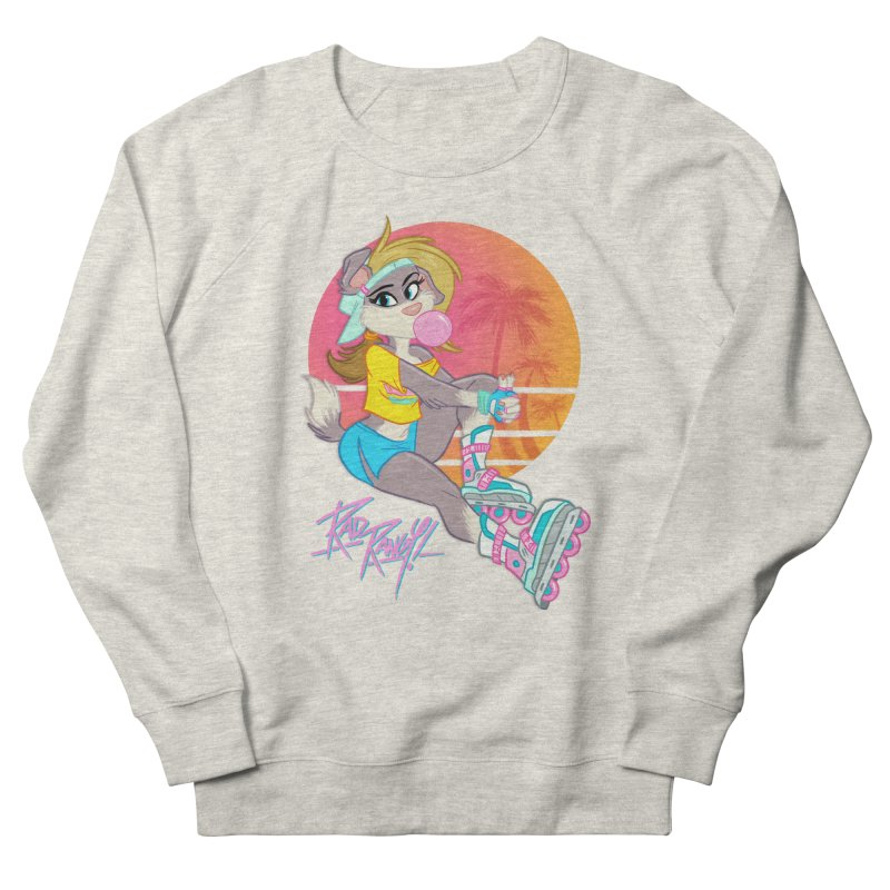 ROLLERPET Women's Sweatshirt by Tripleta Studio Shop