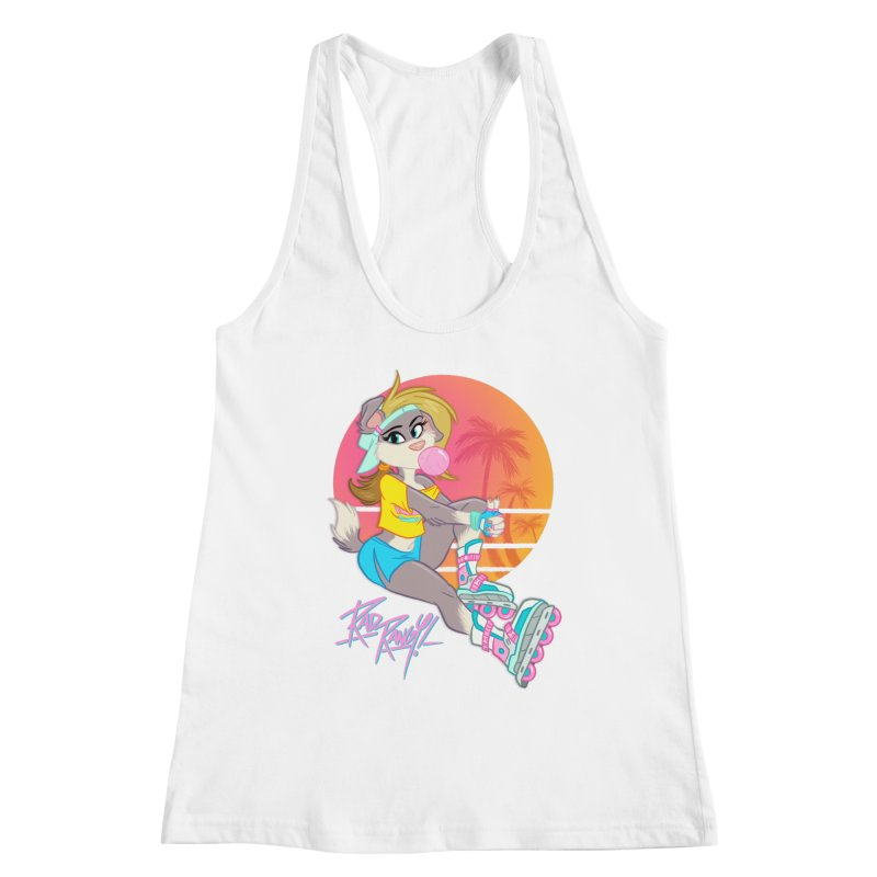 ROLLERPET Women's Tank by Tripleta Studio Shop