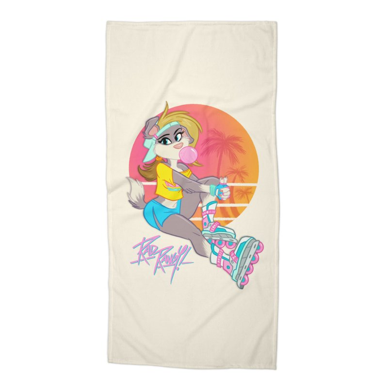 ROLLERPET Accessories Beach Towel by Tripleta Studio Shop