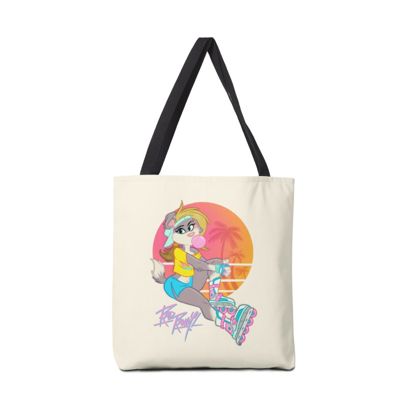 ROLLERPET Accessories Tote Bag Bag by Tripleta Studio Shop