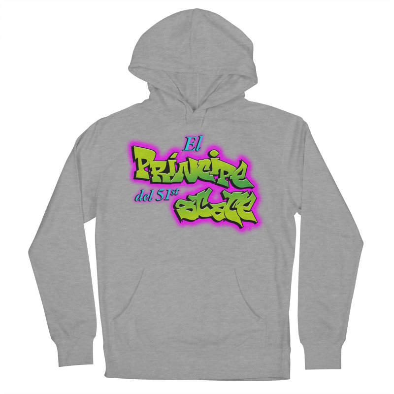 FRESH STATE Men's Pullover Hoody by Tripleta Gourmet Clothing