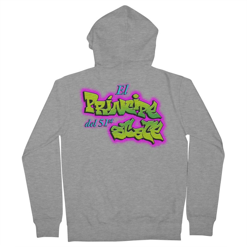 FRESH STATE Women's French Terry Zip-Up Hoody by Tripleta Gourmet Clothing