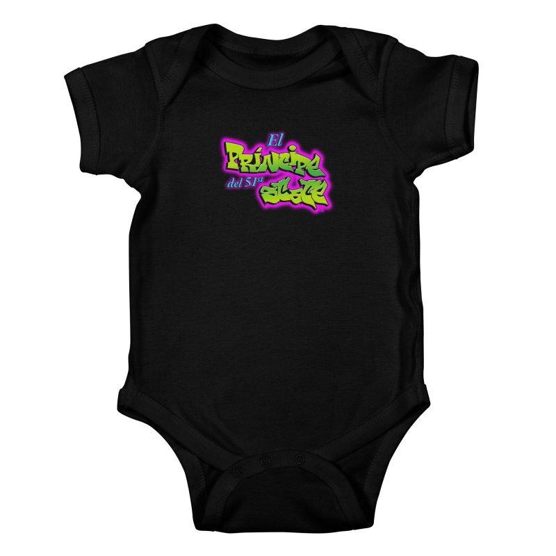 FRESH STATE Kids Baby Bodysuit by Tripleta Gourmet Clothing