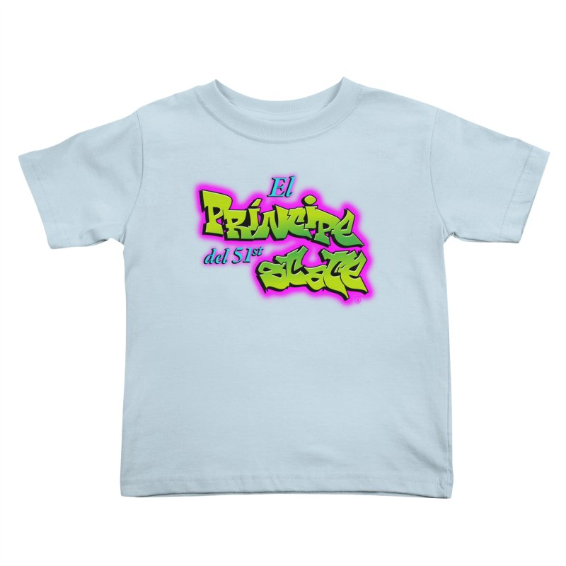 FRESH STATE Kids Toddler T-Shirt by Tripleta Gourmet Clothing