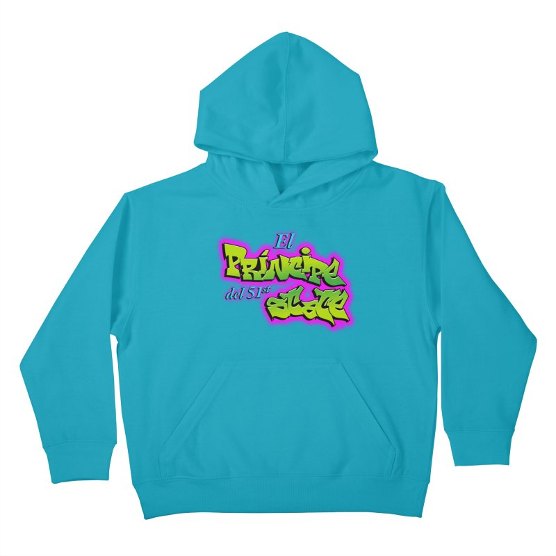 FRESH STATE Kids Pullover Hoody by Tripleta Gourmet Clothing