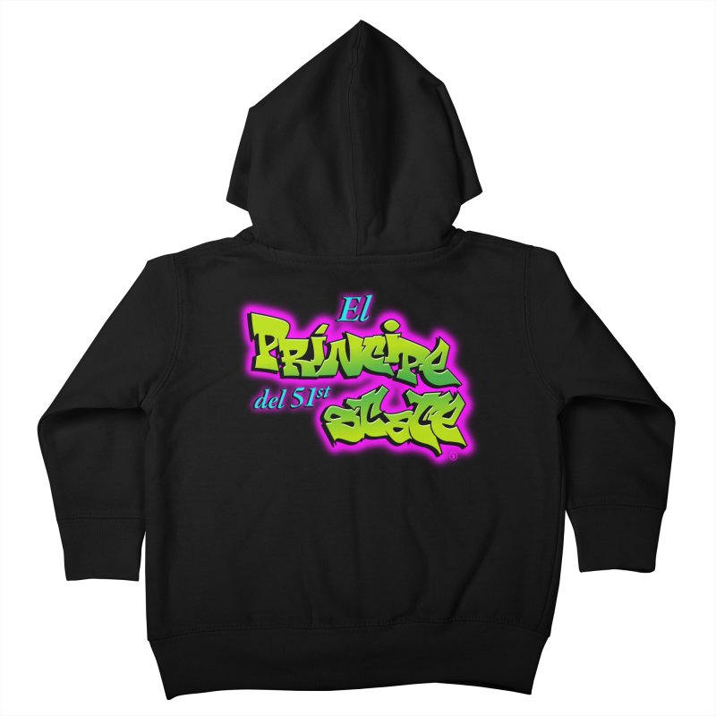 FRESH STATE Kids Toddler Zip-Up Hoody by Tripleta Gourmet Clothing