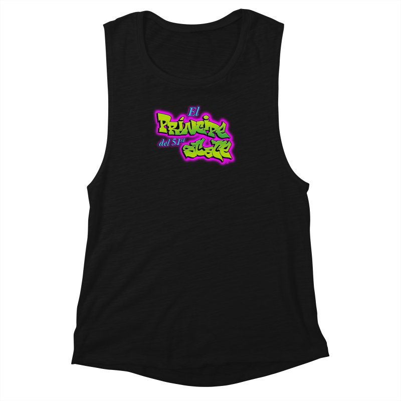 FRESH STATE Women's Muscle Tank by Tripleta Gourmet Clothing