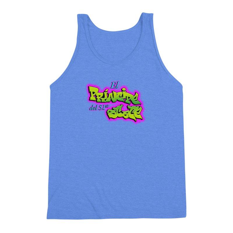 FRESH STATE Men's Triblend Tank by Tripleta Gourmet Clothing
