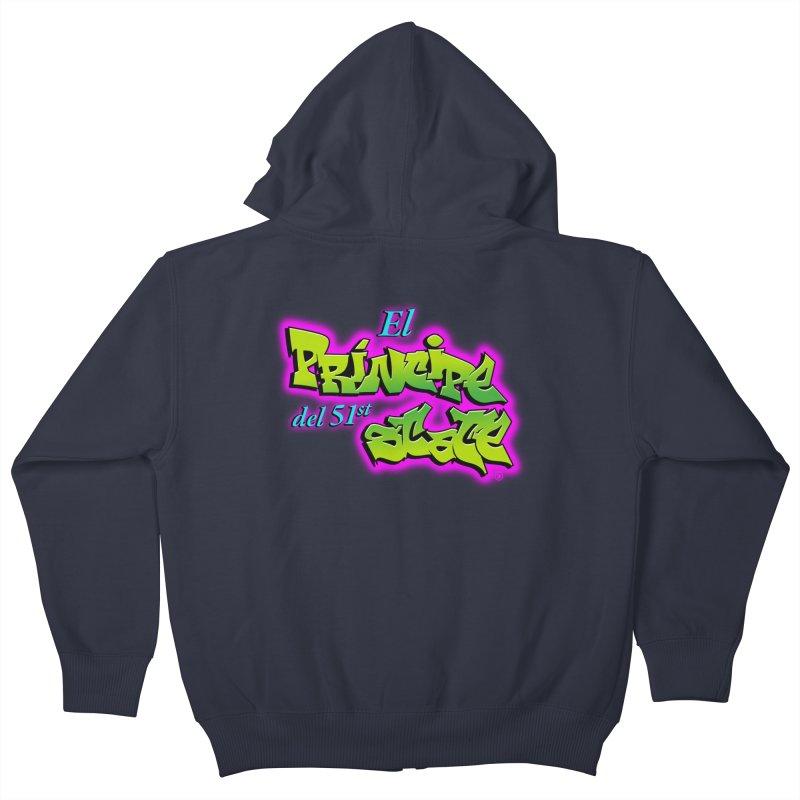 FRESH STATE Kids Zip-Up Hoody by Tripleta Gourmet Clothing