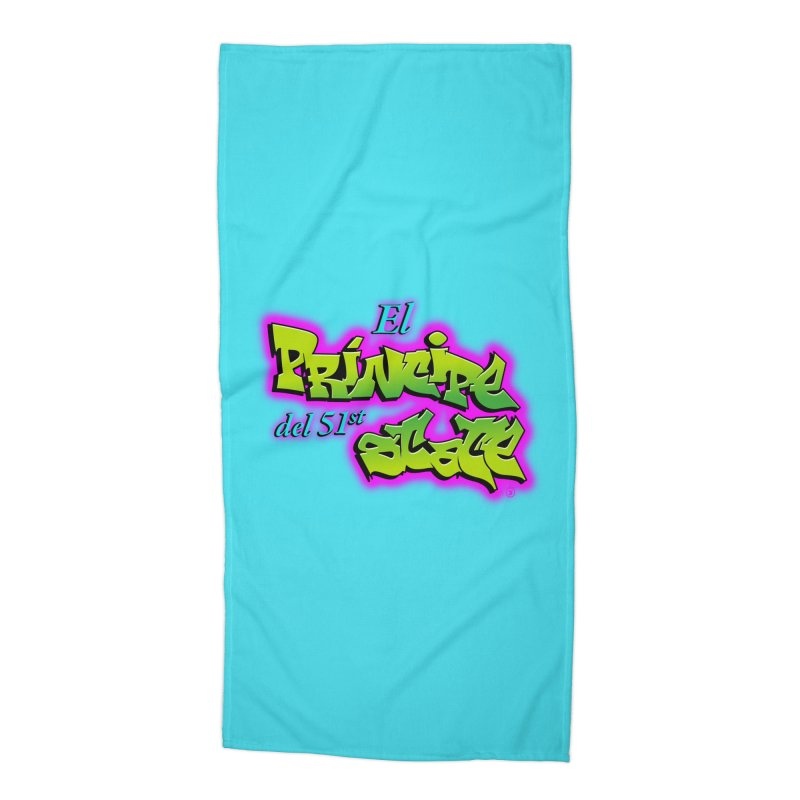 FRESH STATE Accessories Beach Towel by Tripleta Gourmet Clothing