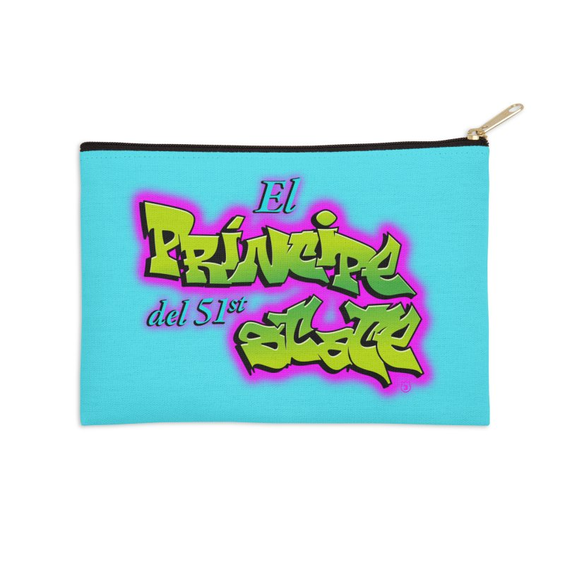 FRESH STATE Accessories Zip Pouch by Tripleta Gourmet Clothing