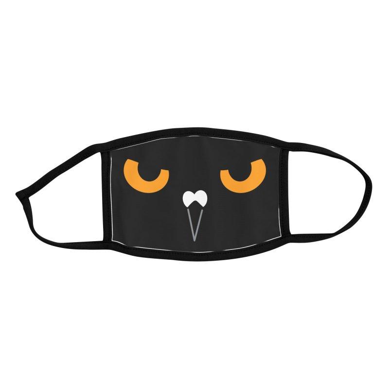BLACK GOGO Accessories Face Mask by Tripleta Studio Shop