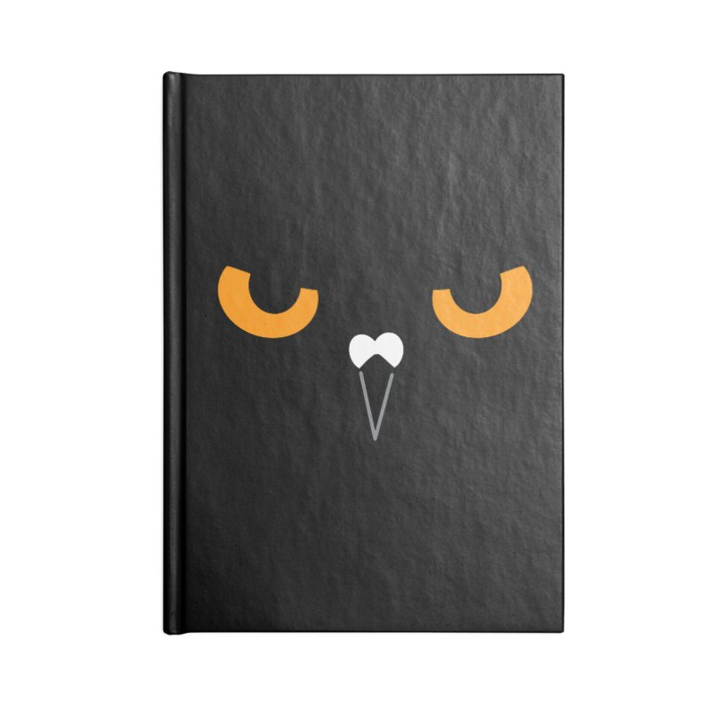 BLACK GOGO Accessories Notebook by Tripleta Studio Shop