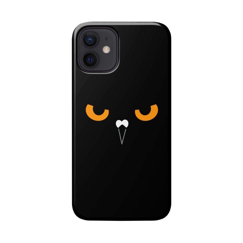 BLACK GOGO Accessories Phone Case by Tripleta Studio Shop