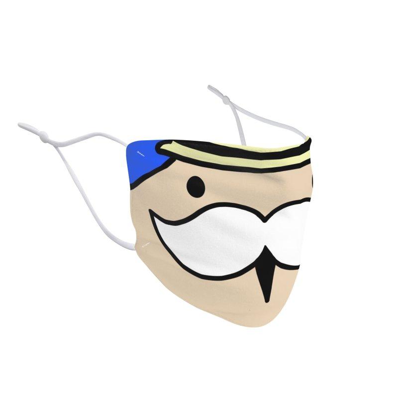 BUCHO MASK Accessories Face Mask by Tripleta Studio Shop