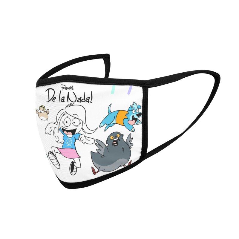CORILLO MASK Accessories Face Mask by Tripleta Studio Shop