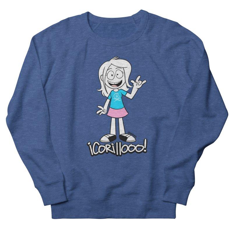 RANGY SHOUT OUT Men's Sweatshirt by Tripleta Studio Shop