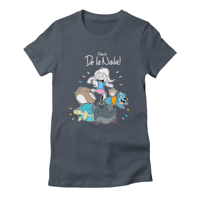 DE LA NADA CORILLO Women's T-Shirt by Tripleta Studio Shop