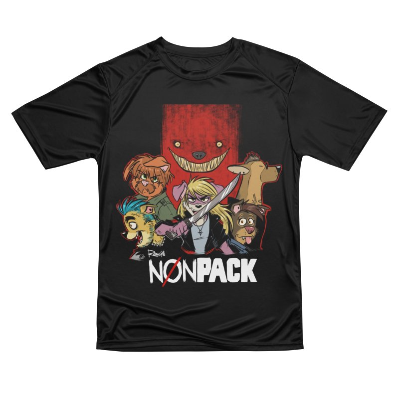 NONPACK SATOS Men's T-Shirt by Tripleta Studio Shop